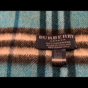 Burberry scarf - cashmere